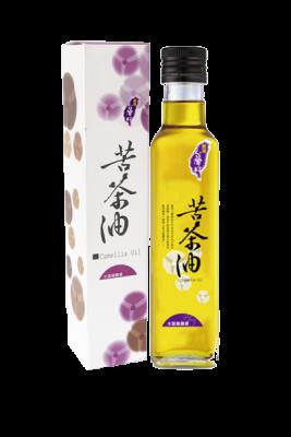苦茶油-台灣籽