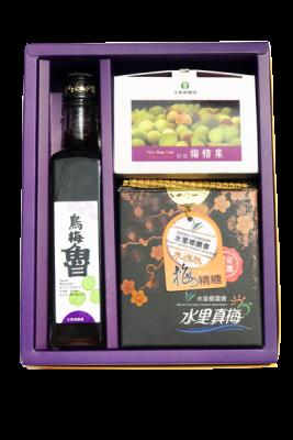 烏梅魯禮盒
