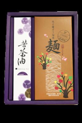 苦茶油麵線禮盒