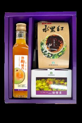 熟梅藏香禮盒